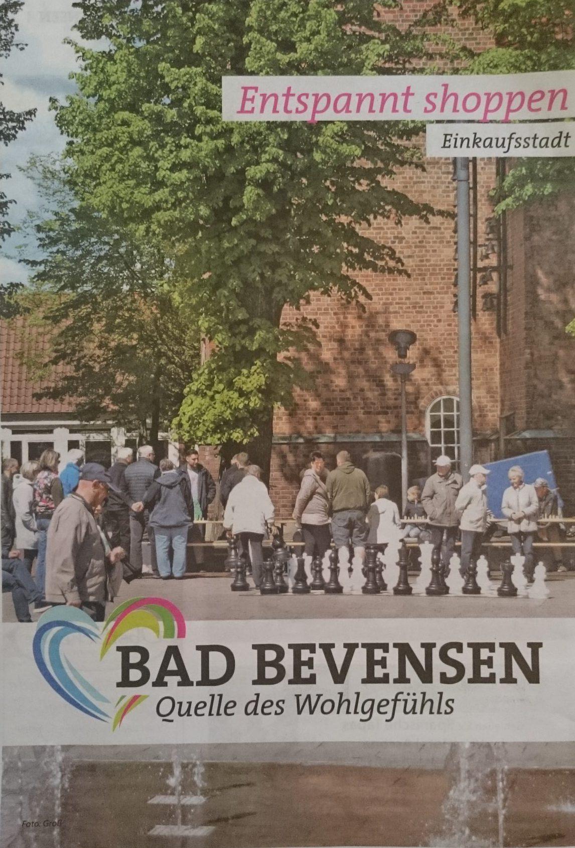 Pressemitteilungen Schachverein Bad Bevensen